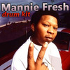 Thumbnail MANNIE FRESH drum kit WAV samples MPC LIBRARY PRO *download*