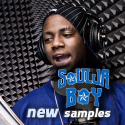 Product picture SOULJA BOY Samples Hip Hop Drum Sound Loops Beats  *DL*