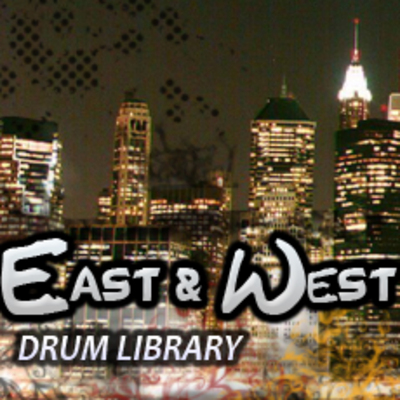 Product picture EAST and WEST samples LIBRARY wav MPC drum kit *download*