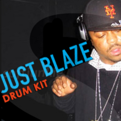 Product picture JUST BLAZE samples LIBRARY wav MPC drum kit *download*