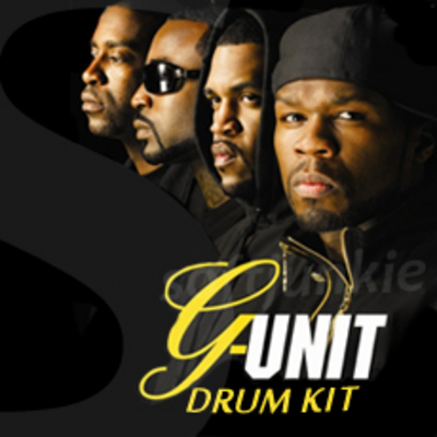 Product picture G-UNIT / SHADY samples LIBRARY wav MPC drum kit *download*