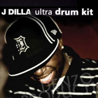 Product picture J DILLA samples LIBRARY wav MPC drum kit *download*